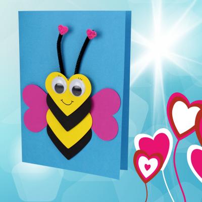 Carte Saint Valentin : la tradition d'échanger une carte de St Valentin remonte à loin et encore aujourd'hui, chaque 14 février, nous aimons envoyer une carte d'amour fabriquée par nos soins. Retrouverez nos cartes de Saint Valentin à fabriquer, nos carte