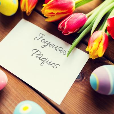Vous cherchez une carte de Pâques à imprimer ou fabriquer avec les enfants ? Voici notre sélection de cartes de Pâques à proposer aux enfants pour qu'ils envoient leurs Joyeuses Pâques à toute la famille.