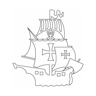 Vous cherchez un coloriage de bateau de pirate pour votre petit moussaillon ? Partez à l'abordage de notre sélection spéciale bateau de pirate !