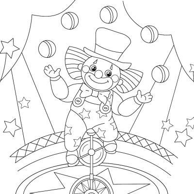 Tous les dessins et coloriages de clowns sont ici. Retrouvez tous les coloriages de clowns du crique à imprimer pour s'amuser à colorier ces personnages aimés des enfants.