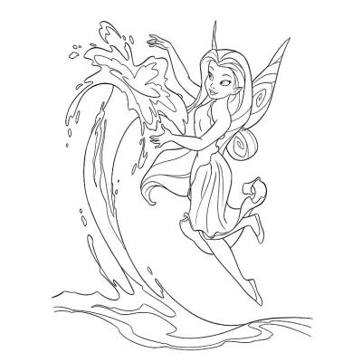 Dessins à imprimer pour colorier les fées, ces petits êtres dotés de pouvoirs magiques. Dessins de fées à imprimer pour le coloriage des enfants.  Les filles adorent les coloriages de fée, alors si vous en avez une n'hésitez plus !