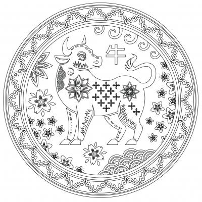 Des coloriages pour mieux connaître les signes du astrologiques chinois. Le coloriage est une façon amusante pour les enfants de se familiariser avec les signes astrologiques chinois.  Le coloriage est une activité ludique pour aborder facilement la qu