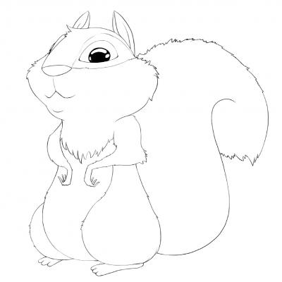 Ensemble des coloriages sur l'écureuil - retrouvez tous les dessins d'écureuil à imprimer. Choisissez votre coloriage de ecureuil et imprimez-le pour votre enfant. Tous les coloriages d'écureuil de Tête à modeler sont gratuits, alors n'hésitez plus