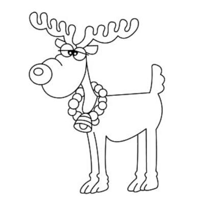Vous cherchez un coloriage renne de Noël ? Voici une sélection de coloriages avec des Rennes de Noël à proposer à vos enfants à imprimer gratuitement.