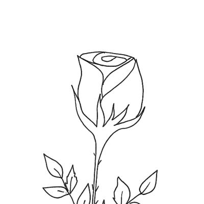 Coloriages De Fleurs à Imprimer :