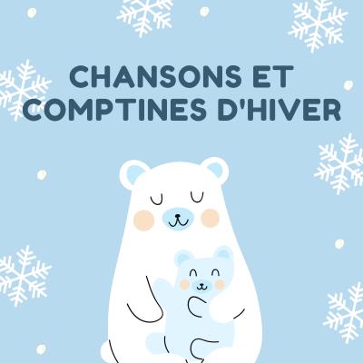 Retrouvez notre sélection de chansons et comptines sur le thème de l'hiver. Des airs qui font chaud au coeur.