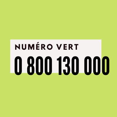 Le 0800 130 000 est le numéro vert gratuit et ouvert 24H/24 qui permet aux français de répondre à toutes les questions qu'ils se posent sur le Coronavirus et désengorger le 15.