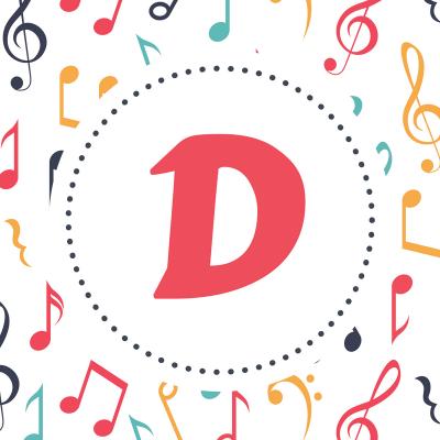La musique fait entièrement partie de l'éveil musical et sensoriel de l'enfant. Retrouvez toutes nos chansons pour enfants qui commencent par la lettre D ! Chaque chanson enfant est accompagnée des paroles, d'informations sur son histoire et parfois d'une