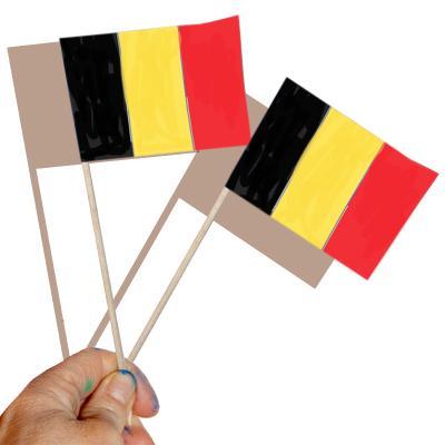 Faire un fanion pour la Belgique