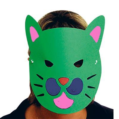 Confectionner des masques avec des pochoirs
