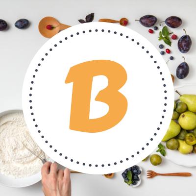 """Sommaire des recettes de cuisine commençant par la lettre """"B"""". Des recettes de cuisine comme Boeuf, brick, brochettes ou bredela ... Classement alphabétique des fiches de cuisine de Tête à model"""
