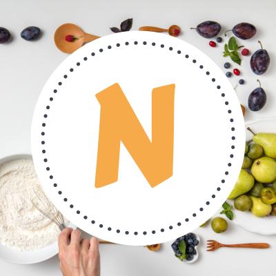 """Sommaire des recettes fiches de cuisine commençant par la lettre """"N"""" comme une recette de navette. Classement alphabétique des fiches de cuisine de Tête à modeler, une cuisine simple et facile p"""