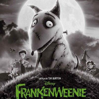 Frankenweenie est un film d'animation réalisé par Tim Burton et produit par les studios Disney. Un super dessin animé pour les plus de 10 ans adapté du roman de Marie Shelley : Frankenstein. Retrouvez la bande annonce, l'affiche et des infos sur le film.