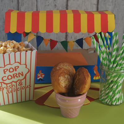 Recettes et tuto pour préparer un goûter de mardi gras pour le carnaval
