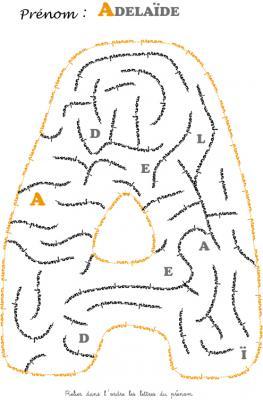 labyrinthe adelaide
