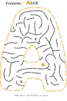 labyrinthe alex