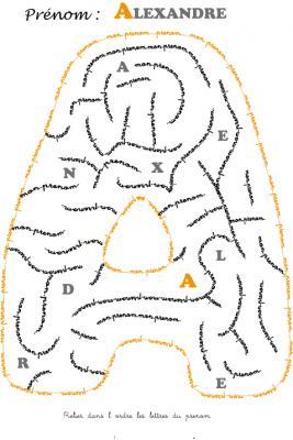 labyrinthe alexandre