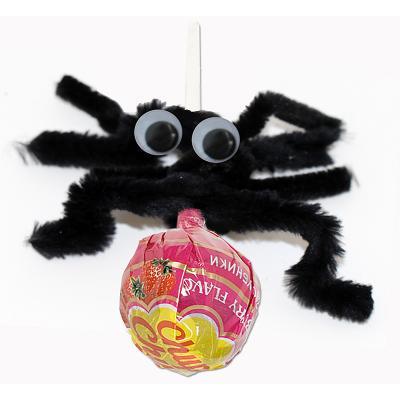 Araignée Chupa Chup