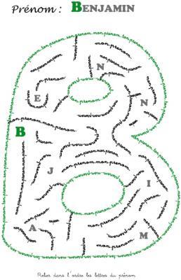 labyrinthe benjamin
