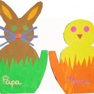 Marque place de Pâques