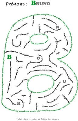 labyrinthe bruno