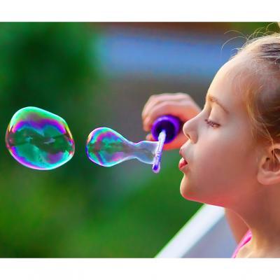 Recette des bulles de savon