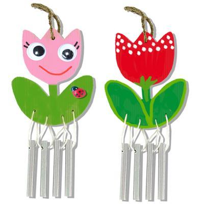 Carillon tulipe pour le jardin ou la terrasse