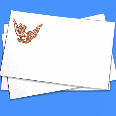 carte de voeux décorée d'un oiseau