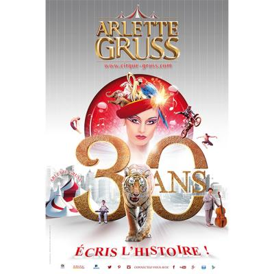 30 ans du Cirque Arlette Gruss