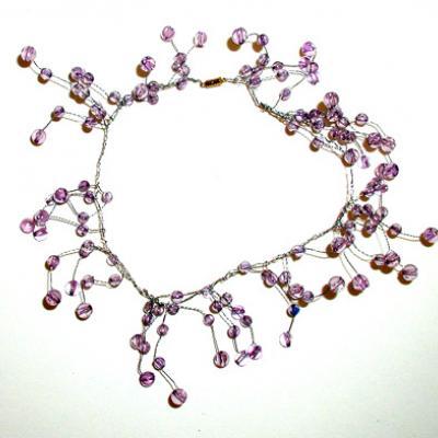Fabriquer un collier de perles vaporeux