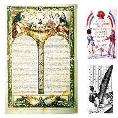 La constitution de la France