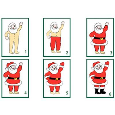 Jeu de logique du Père Noël