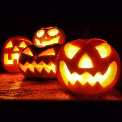 Jack o lantern citrouille halloween