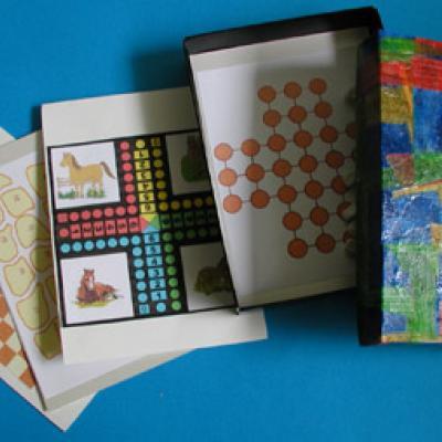 kit de jeux de voyage