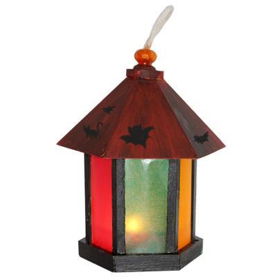 Lanterne d'Halloween kiosque