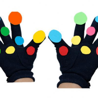 Marionnettes gants