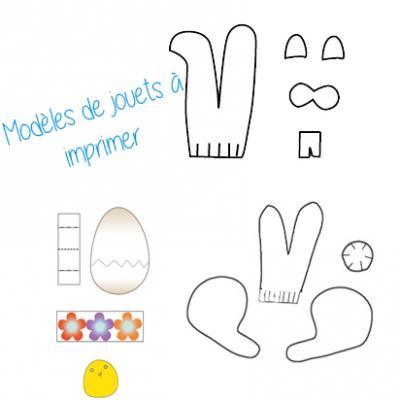 Modèles pour jouets à imprimer