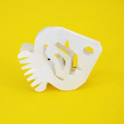 poisson 3D en papier