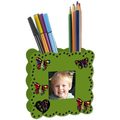 Pot à crayons photo