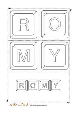 romy keystone
