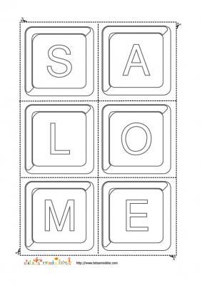 salome keystone