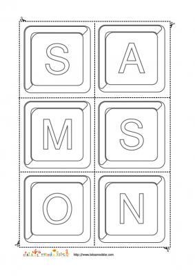 samson keystone