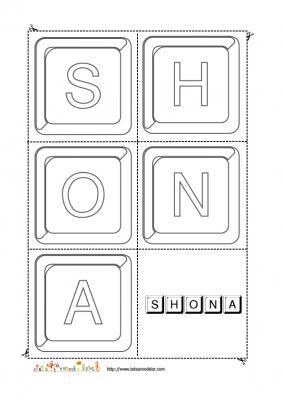 shona keystone