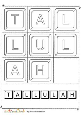 tallulah keystone