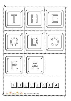 theodora keystone
