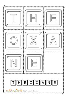 theoxane keystone