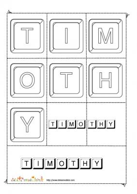 timothy keystone