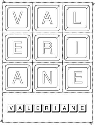 valeriane keystone