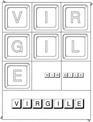 virgile keystone