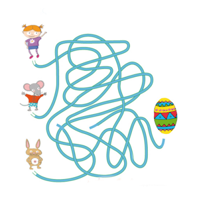 Jeux de Pâques, activités éducatives sur Pâques